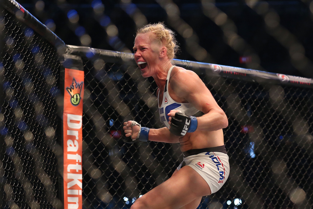 Holly Holm UFC - Need to Know