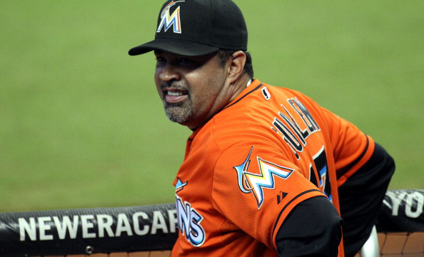 Ozzie Guillen, Miami Marlins