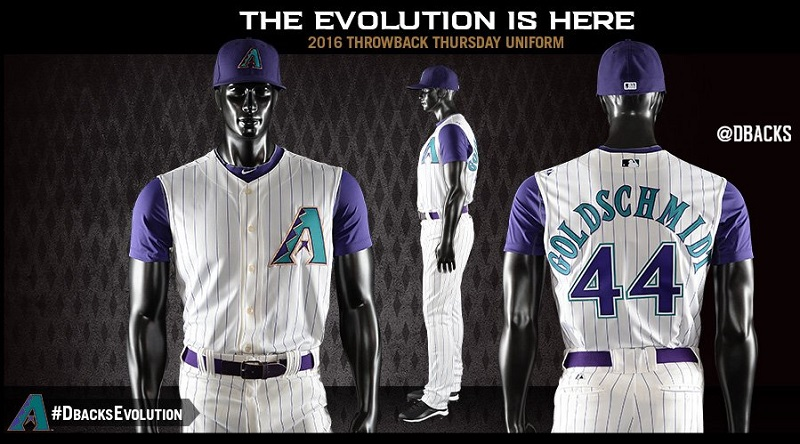 throwback dbacks