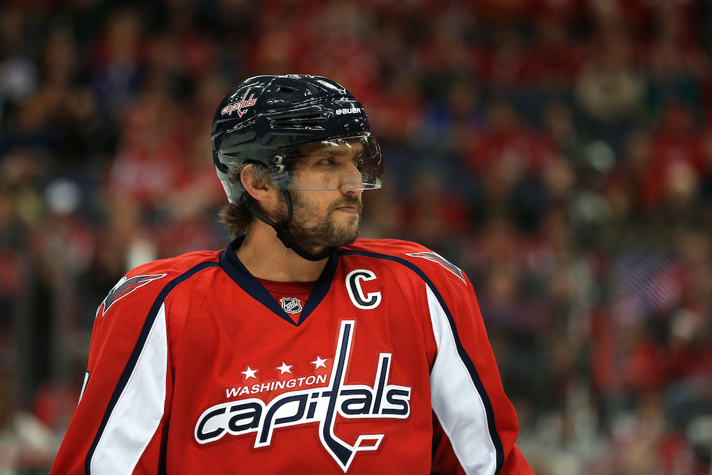 Alex Ovechkin ranks No. 1 on our list of the most expensive NHL contracts.