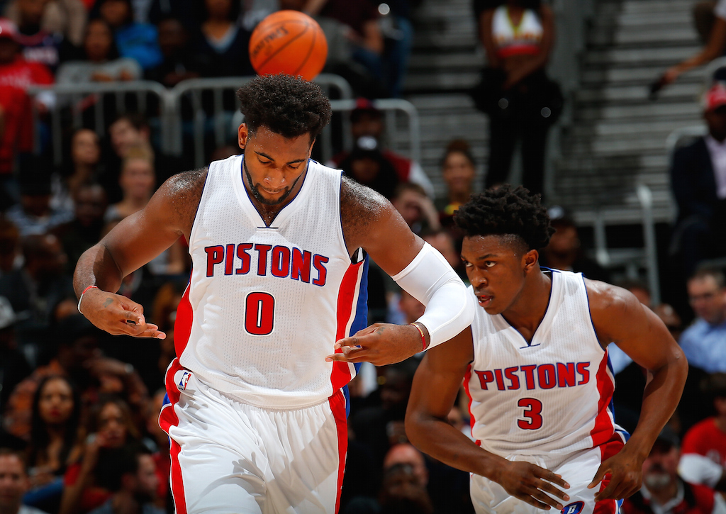 NBA: Can the Pistons Build a Contender Around Drummond?