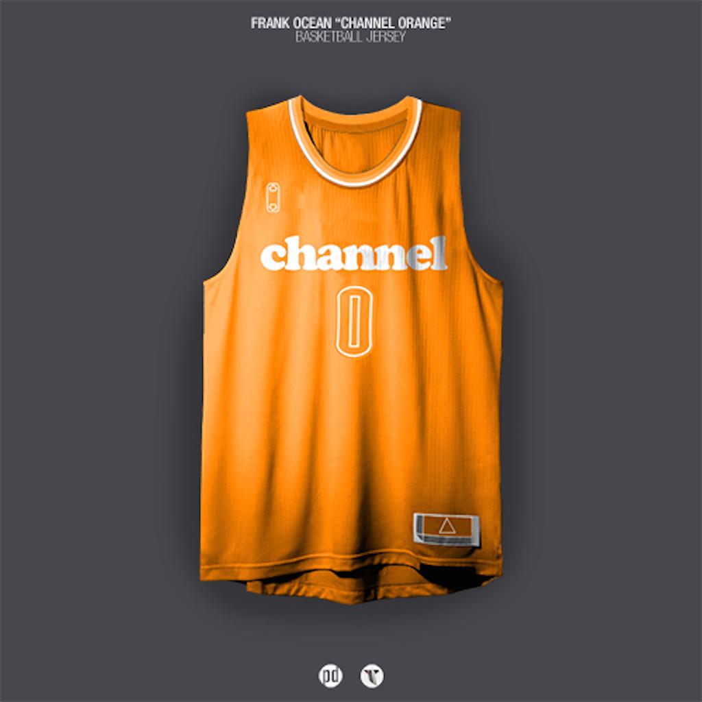 Frank Ocean jersey