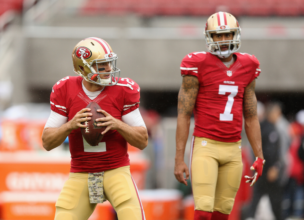 NFL: 49ers Should Take a Quarterback in the Draft?