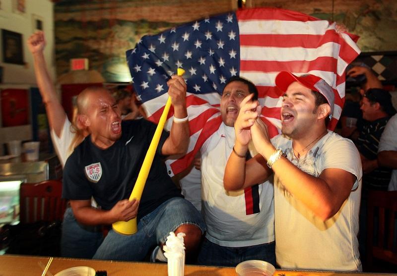 United States U.S. soccer fans