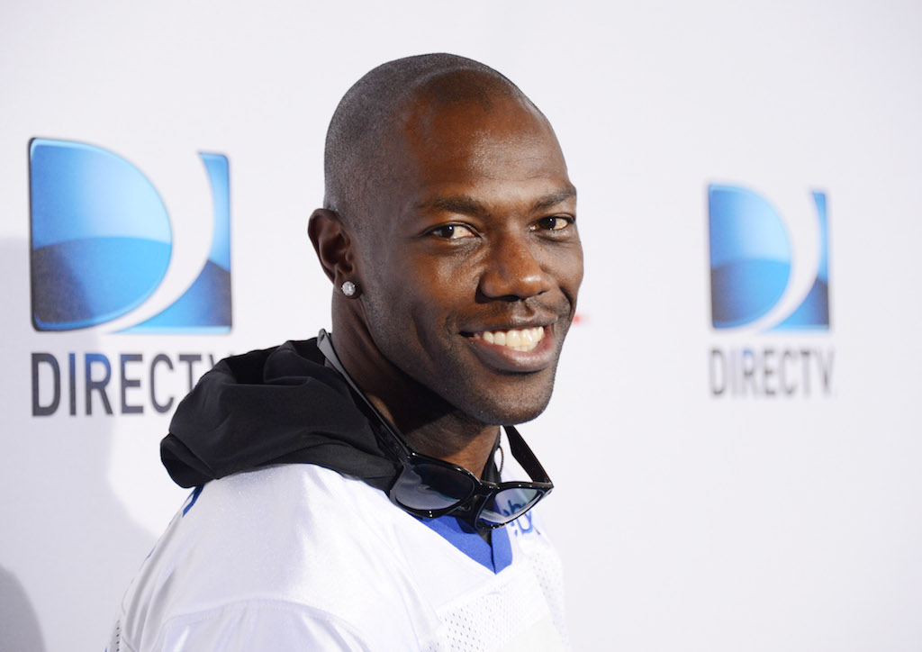 NFL player Terrell Owens