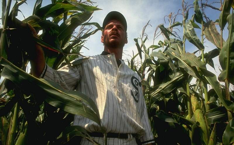 """Film location for the movie """"Field of Dreams"""""""