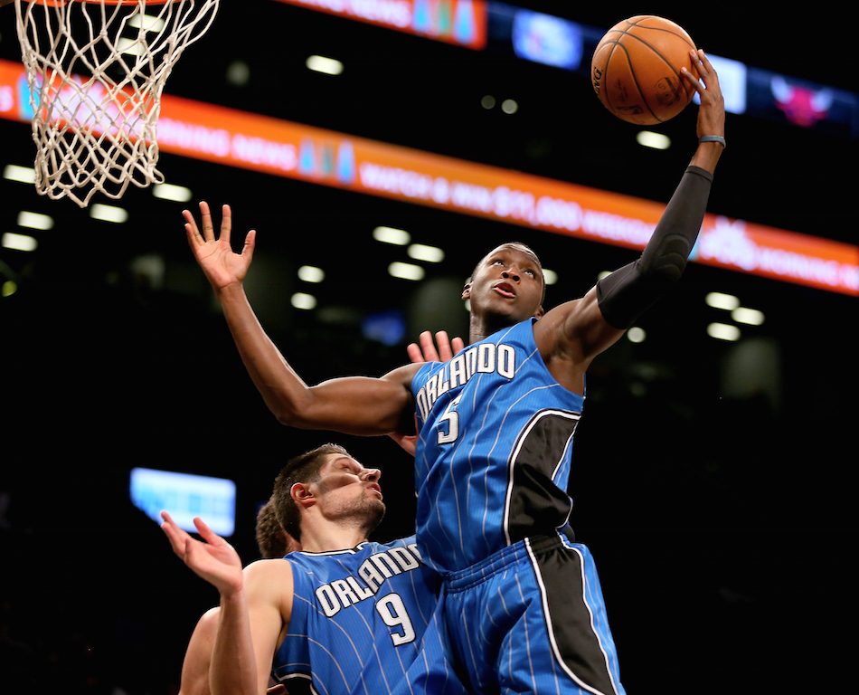 Victor Oladipo #5 of the Orlando Magic - Photo by Elsa/Getty Images