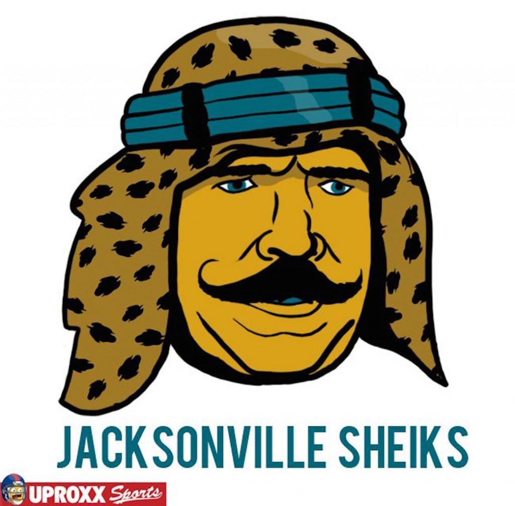 Jacksonsville Jaguars wrestling logo