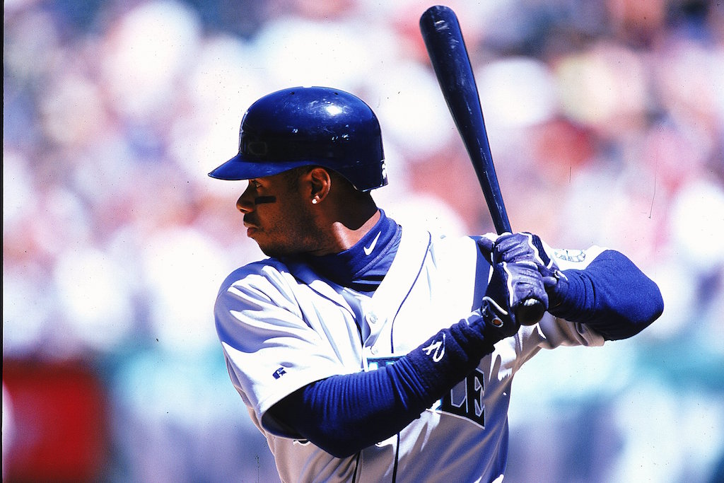 best cheap cf684 db655 MLB: How Ken Griffey Jr. Just Made Hall of Fame History