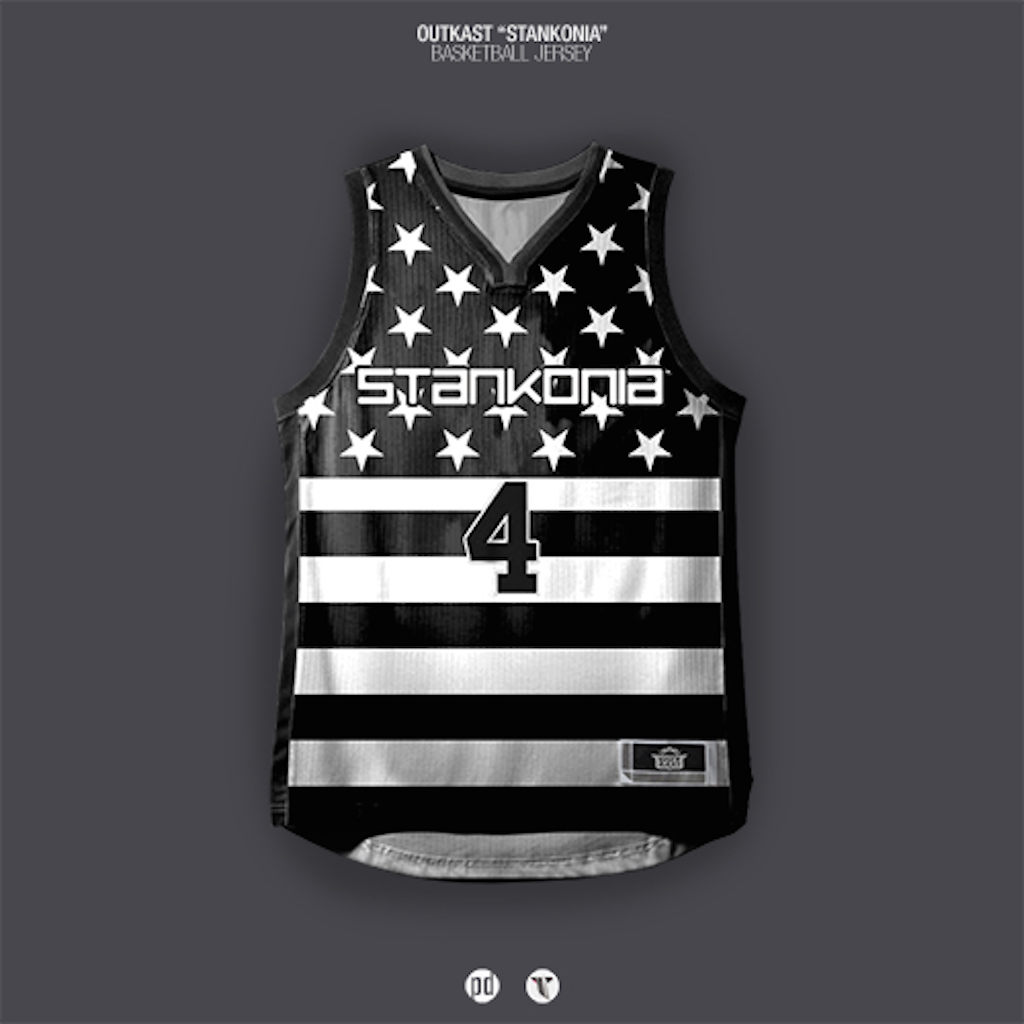 Outkast jersey