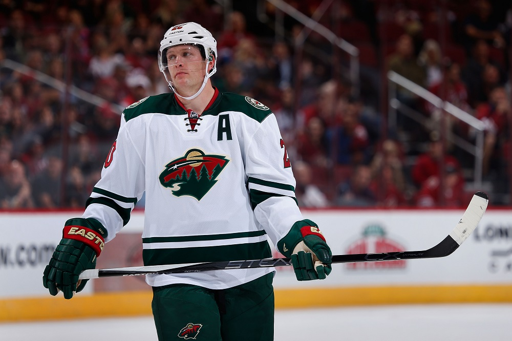 Ryan Suter signed a huge deal with the Minnesota Wild.