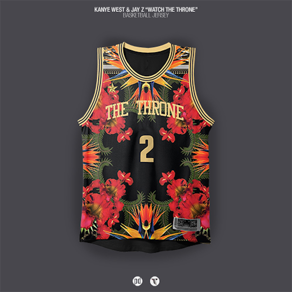 Watch the Throne Jersey