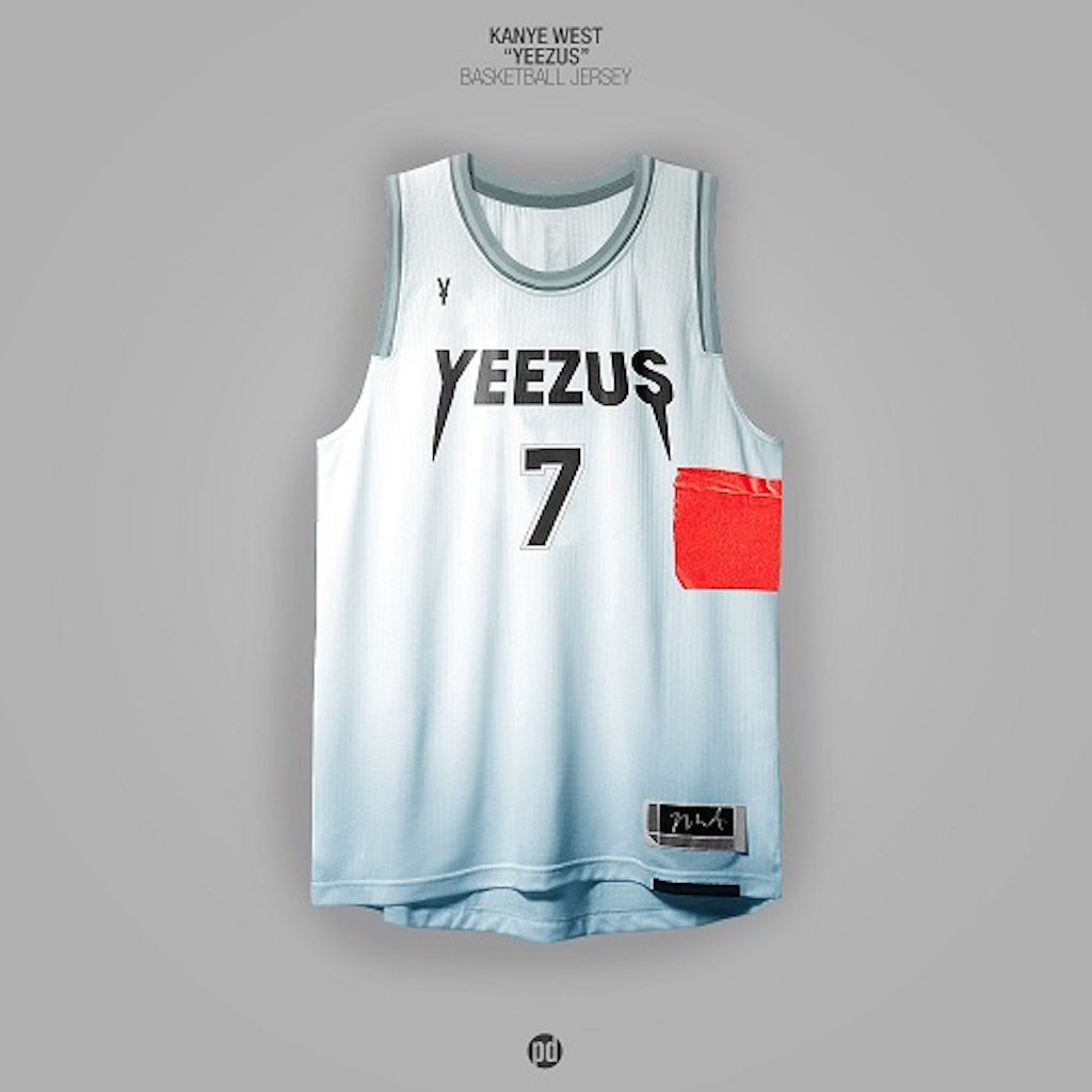 the latest 469f0 2d6c8 The 5 Best NBA Jerseys Inspired By Rap Albums