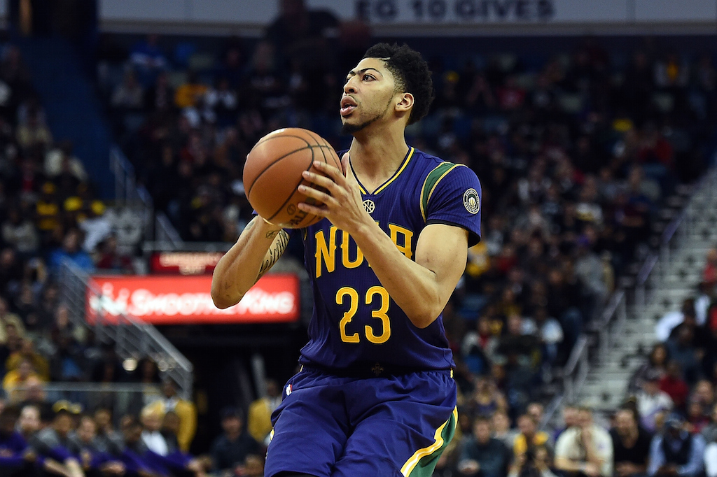 Should the Pelicans Worry About Anthony Davis?