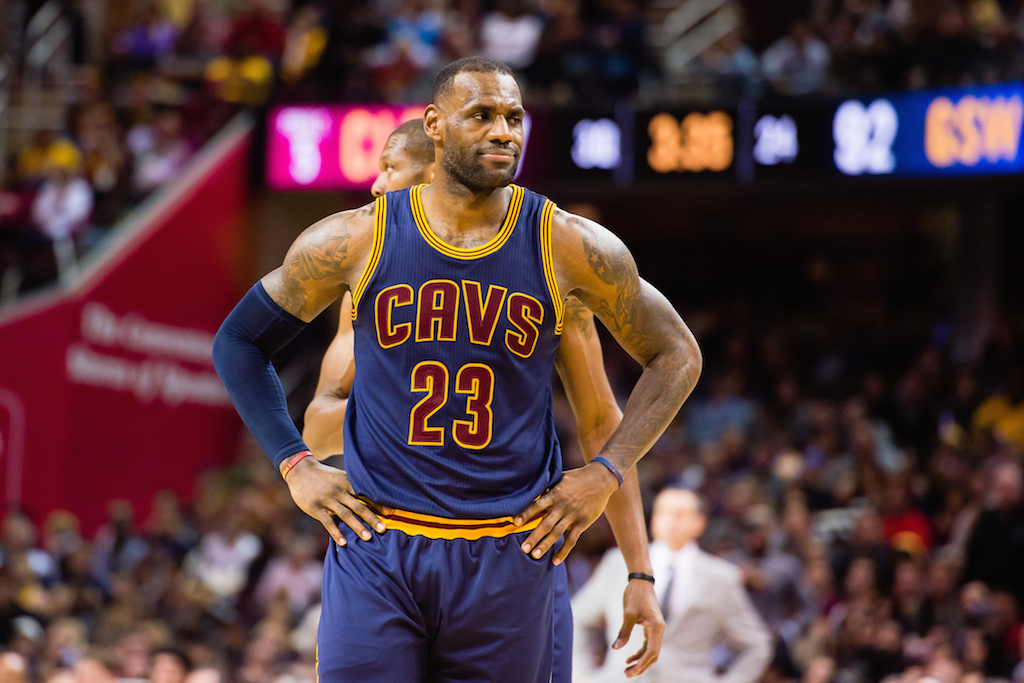 3e3d36ae8b13 NBA  10 Reasons LeBron James Will Never Win Another Championship