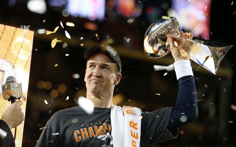 Peyton Manning - Denver Broncos - 2016 NFL Season