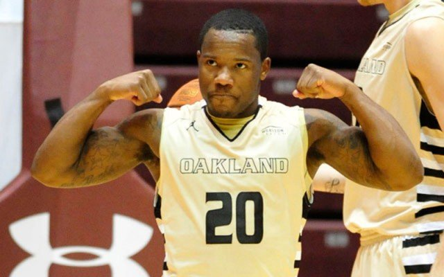 March Madness Best Players - Kay Felder