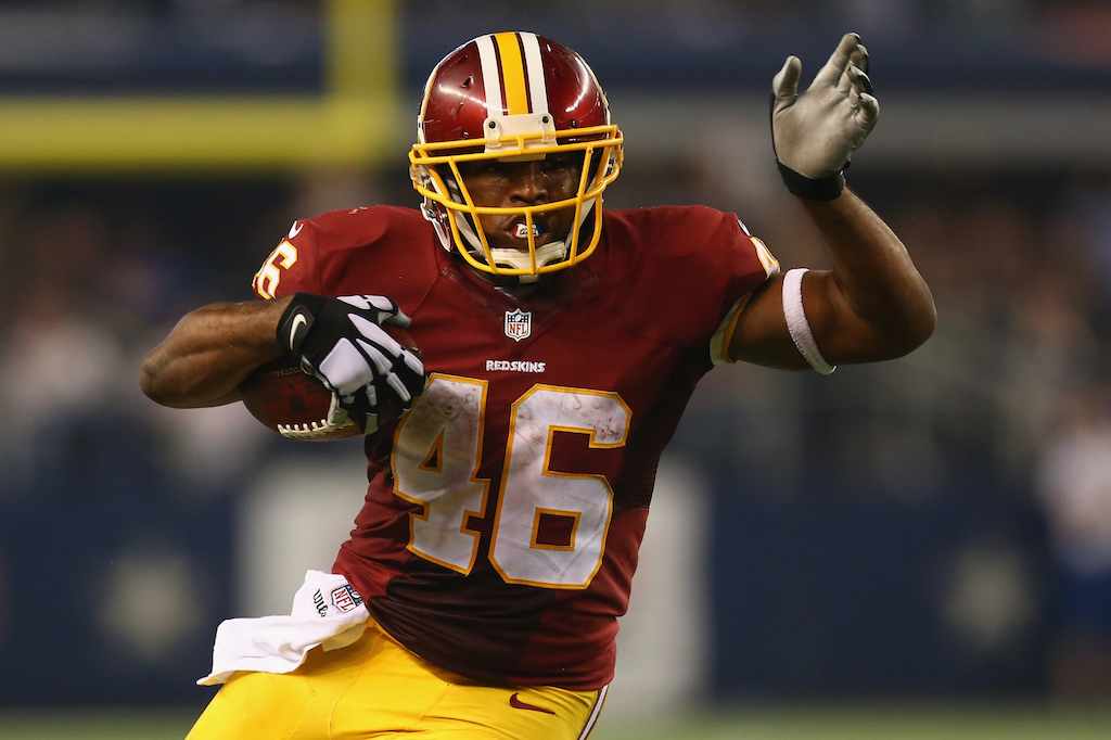 100% authentic 7c65e b2e8f NFL: What Alfred Morris Means for the Dallas Cowboys