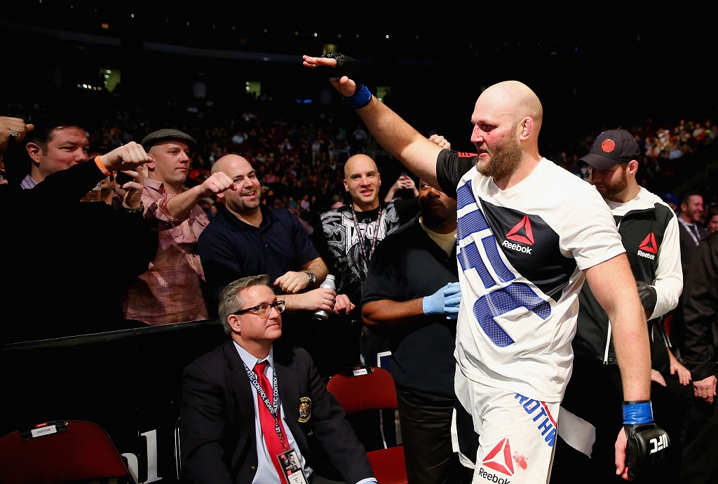 10 UFC Fights You Can't Miss in April