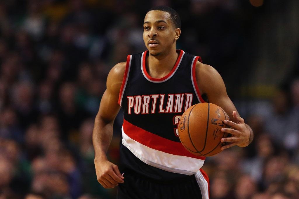 C.J. McCollum - Portland Trail Blazers - NBA Most Improved Player