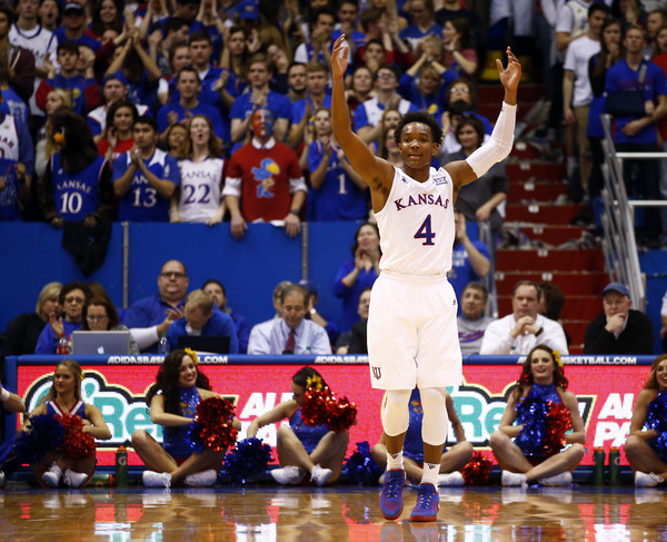 Most Dangerous Teams - March Madness - Kansas Jayhawks