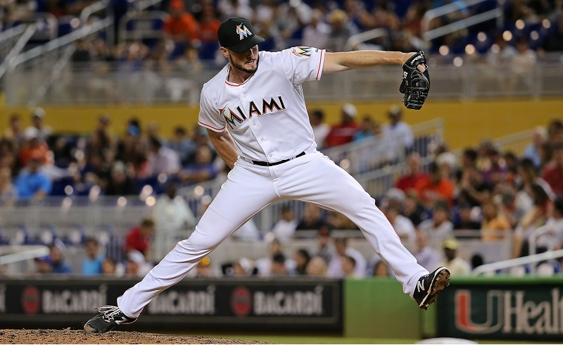 MLB Spring Training Injuries - Miami Marlins