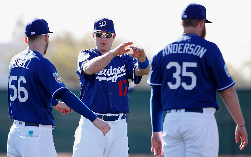 MLB Spring Training Injuries - Los Angeles Dodgers