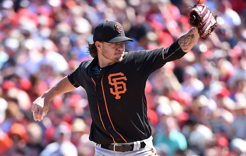 MLB: Is the Giants Rotation as Bad as It Looks?