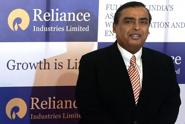 Richest Sports Team Owners in the World - Reliance Industries - Mukesh Ambani