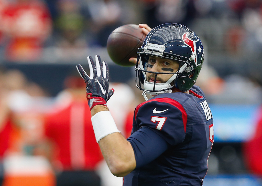 NFL: Broncos Would Be Foolish to Add Brian Hoyer