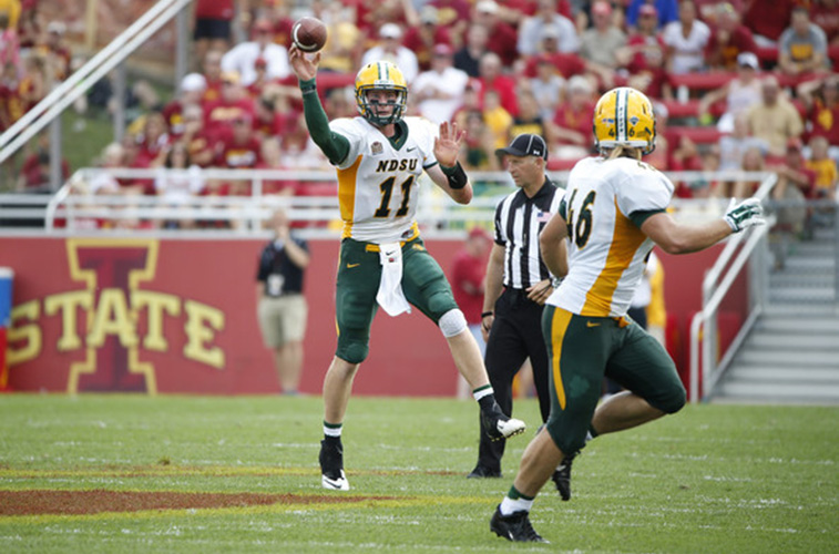 Why the LA Rams Should Take Carson Wentz No. 1 Overall