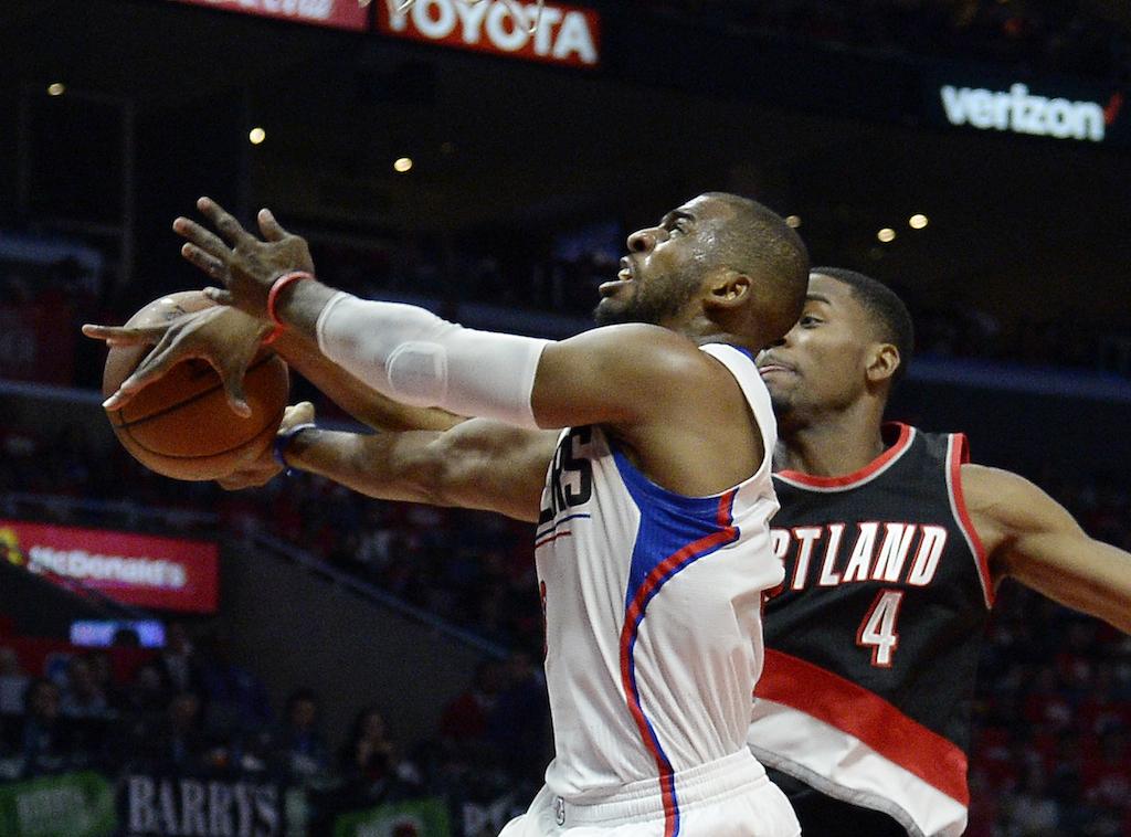 NBA Playoffs: Round 1 in 10 Photos