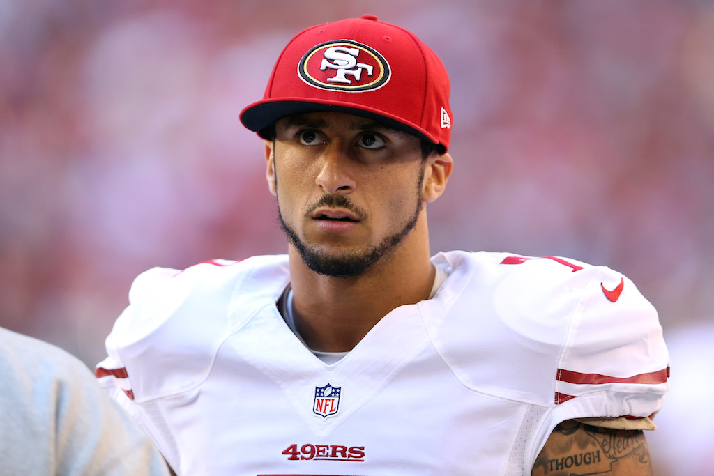 Why Colin Kaepernick's Protest is Ultimately a Good Thing