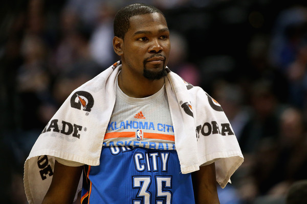 NBA Playoffs: Are the Thunder in Trouble?