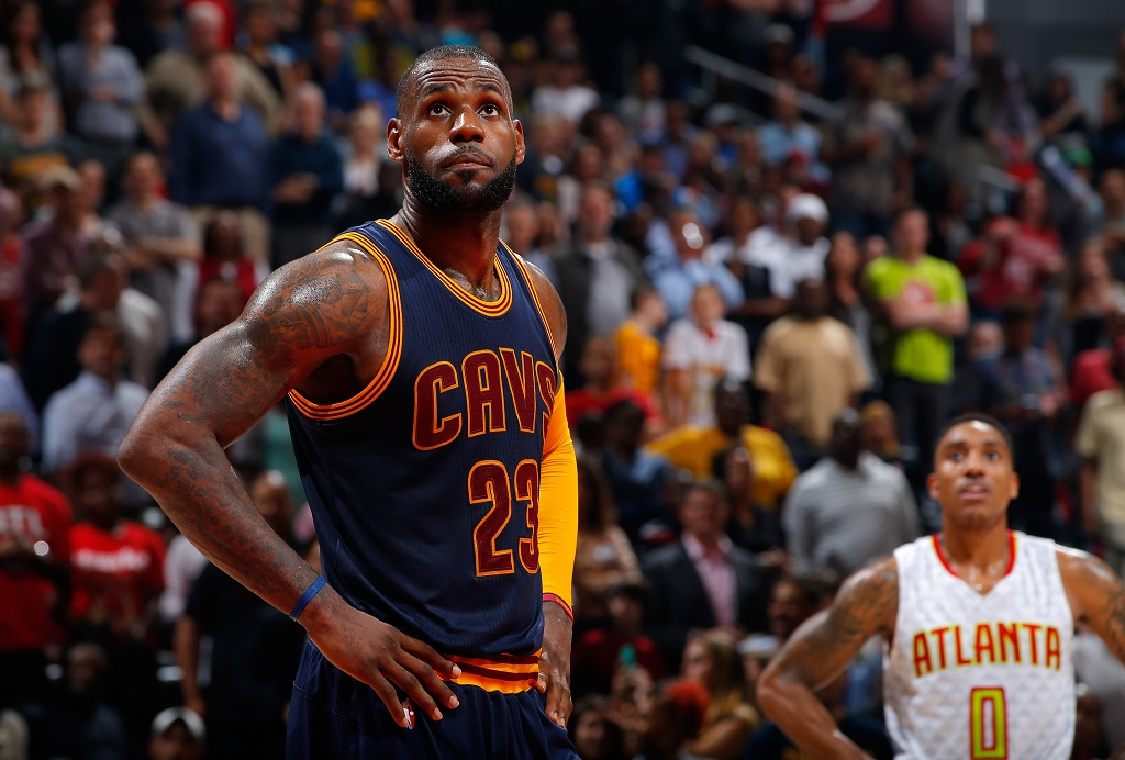 Why LeBron's TV Show Won't Influence His NBA Future