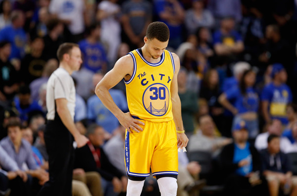 NBA Playoffs: Should the Warriors Rest Stephen Curry?