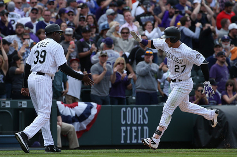 MLB: The 3 Longest Home-Run Streaks in History