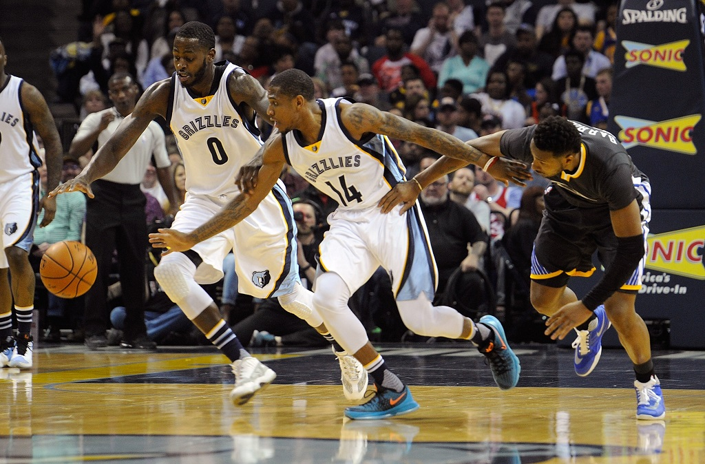 NBA: Can the Grizzlies End the Warriors' Chase for 73?
