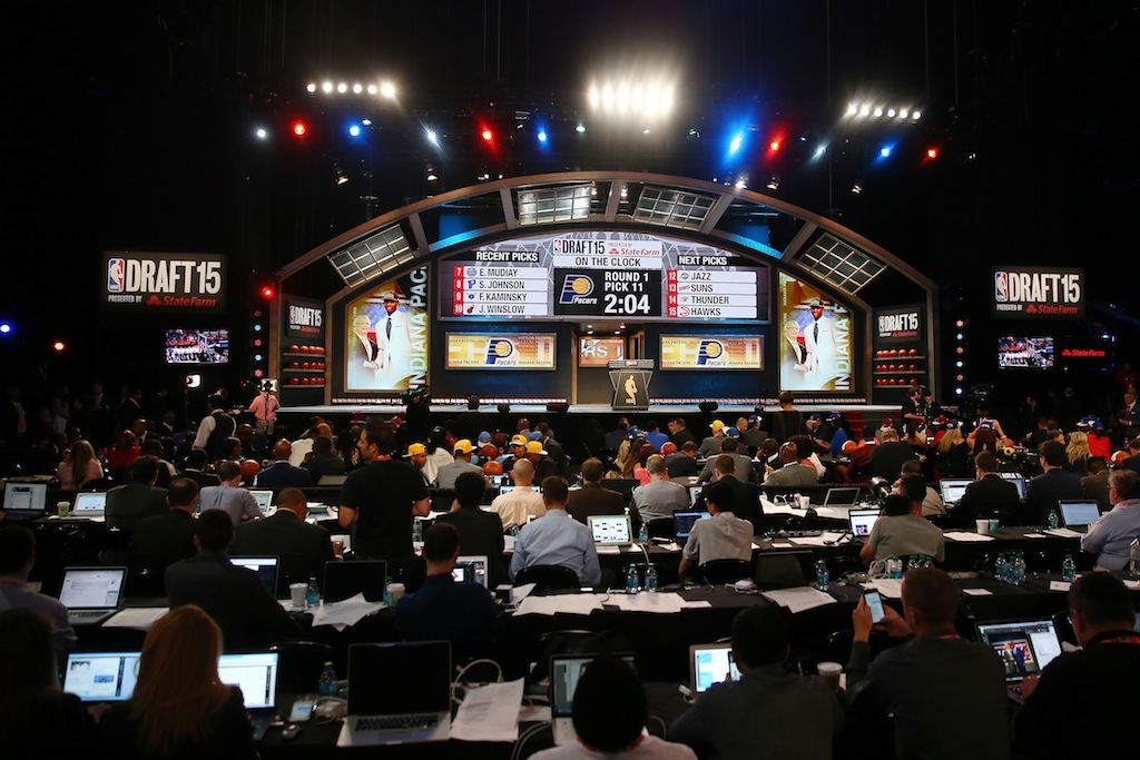 NBA: What the Draft Lottery Means for Top Potential Prospects