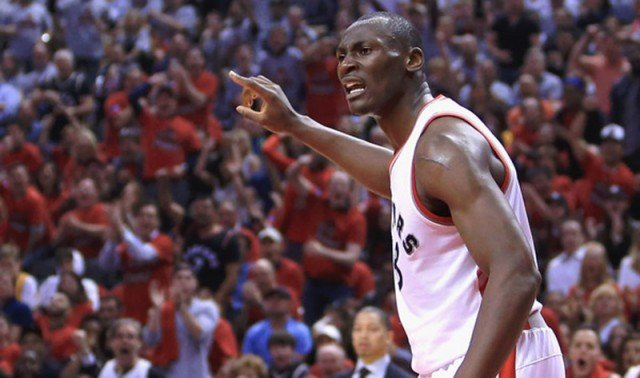 NBA Playoffs: Bismack Biyombo May Be the Raptors' MVP