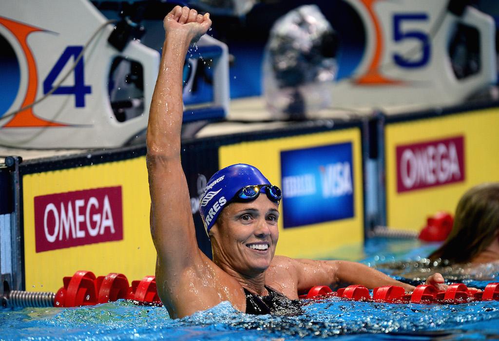 2016 Summer Olympics: Talking Rio With Dara Torres