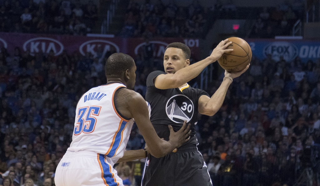 Is Kevin Durant Right About Stephen Curry's Shooting?