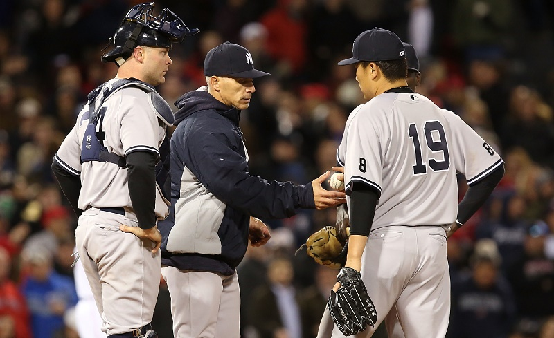 MLB: Is Joe Girardi Mismanaging the Yankees Bullpen?