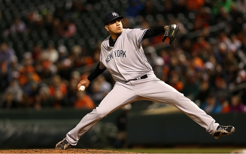 MLB: Is Joe Girardi Mismanaging the Yankees Bullpen?
