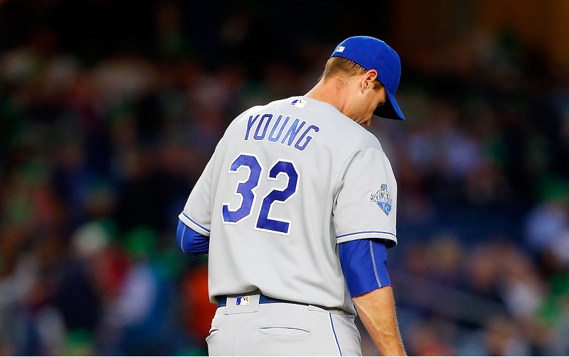 MLB: 5 Things Wrong With the Royals in 2016