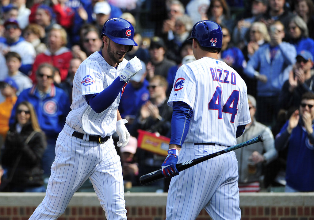 MLB: 4 Reasons Why Kris Bryant is the National League MVP
