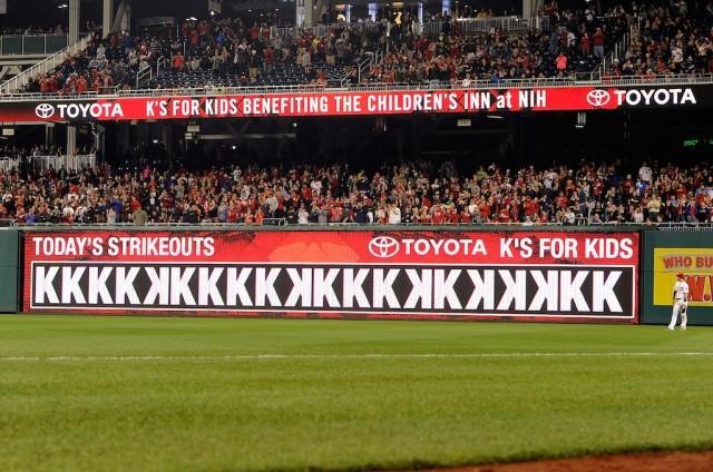 MLB: 3 Most Impressive Stats From Scherzer's 20-Strikeout Game