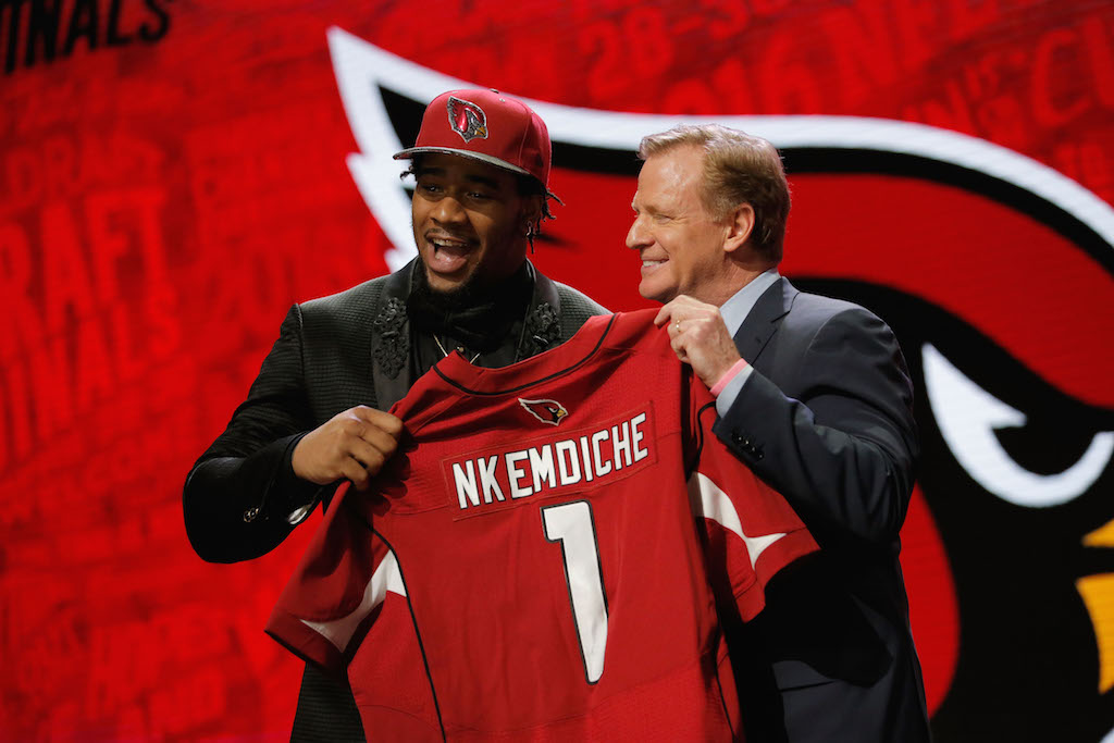 5 NFL Rookies Who Will End Up Being Busts