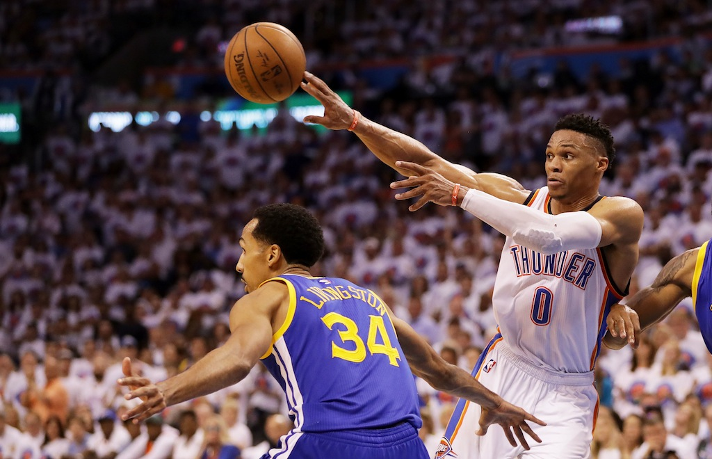 How Russell Westbrook Has Become the MVP of the 2016 NBA Playoffs