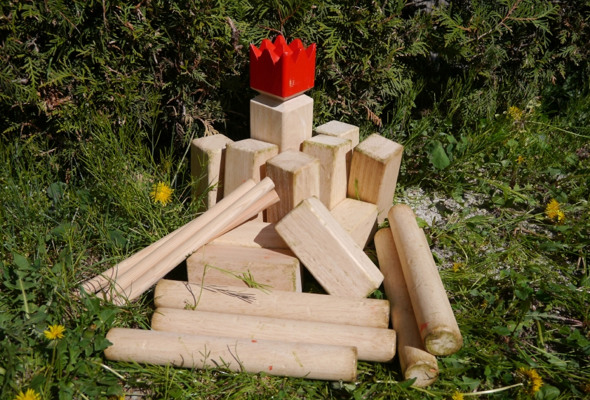 Kubb: The Best Backyard Game You've Never Heard Of